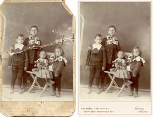 Proctor Boys 1898