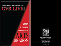 GVR  Live 2015 Covers