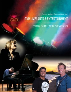 GVR Arts and Entertainment Summer 2016